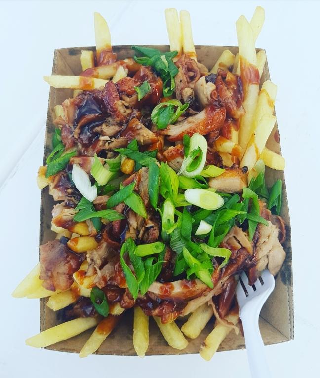 Peking Duck Fries